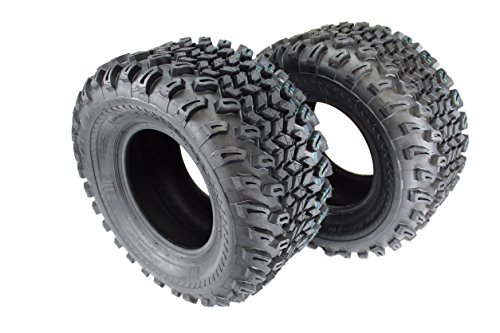 22x11.00-10 ATV/UTV Lawn and Garden Tire (Set of Two)