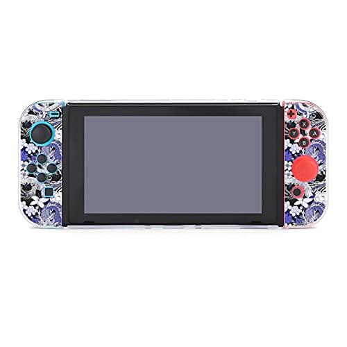 Funda para Nintendo Switch Dragon Phoenix y Flores de 5 piezas Juego...