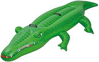 Jilong Crocodile Rider 2 - Cocodrilo acuático con asideros,