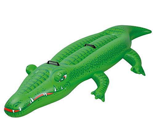 Jilong Krokodil Schwimmtier, 200x110 cm