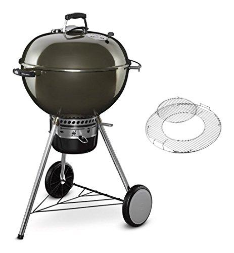 Weber BBQ Master Touch GBS Smoke Grey Bratfläche cm 54Abmessungen cm 98x 69x 57