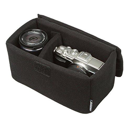 HAKUBA 撮影用品 インナーソフトボックス 200 ブラック KCS-39-200BK