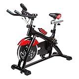YLJYJ Upright Exercise Bikes Indoor Horizontal Bar Frame,