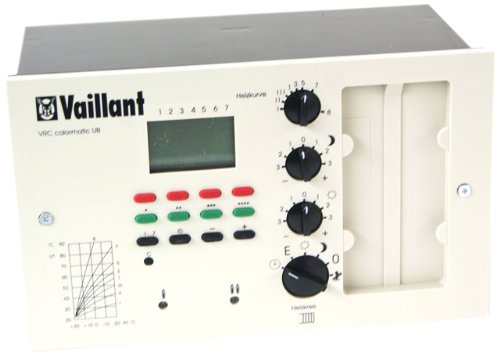 Vaillant 252987 elektronischer Regler 25-2987 VRC-UB (Austauschset VRC-CB,-CBB)