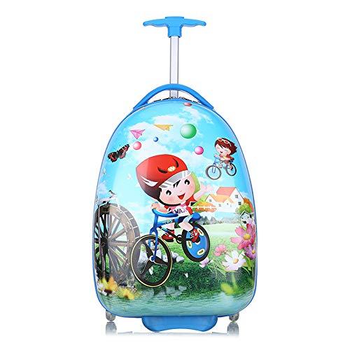 Children's Lever Box School Studio 16 inches Egg-Shaped Bike boy