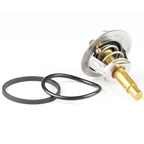 TOPAZ 2712030575 Thermostat Kühlmittelthermostat + Dichtung für E/C/CLC/CLK Klasse Sprinter 3,5-T