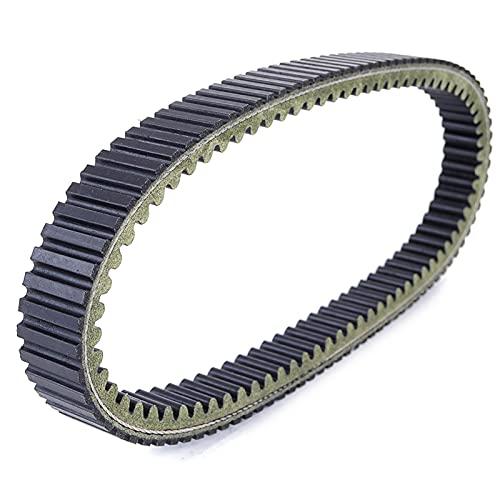 Cinturón de transferencia de cinturón de transmisión por scooter para XP500 XP530 TMAX T MAX T-.MAX 500 530 XP 500 530 Piezas de la correa 2012-2016 5VU-17641-00 (Color : A)