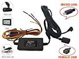 Tornado Advanced Dashcam batteria monitor
