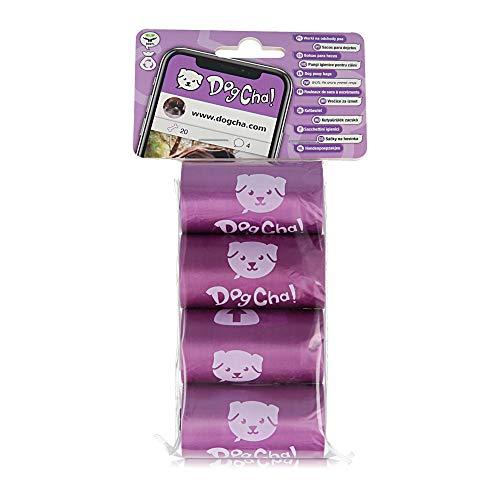 120 Sacchetti igienici per cani con additivi certificati EPI Biodegradabili