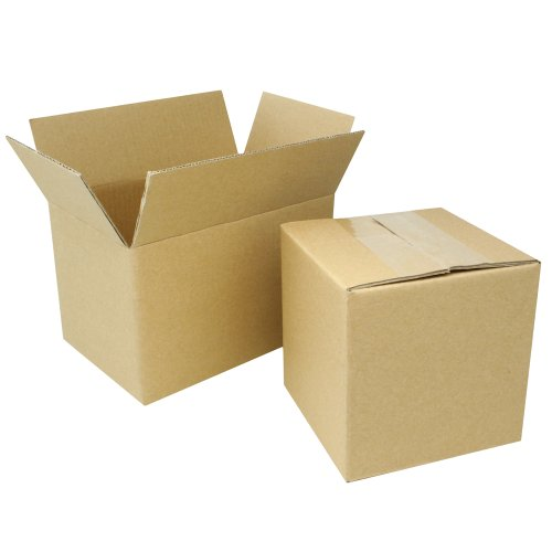 200 EcoSwift 6x5x4 Corrugated Cardboard Packing Boxes Mailing Moving Shipping Box Cartons 6 x 5 x 4 inches