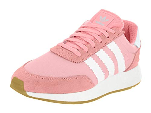 adidas Womens I-5923 Casual Sneakers, Pink, 9.5
