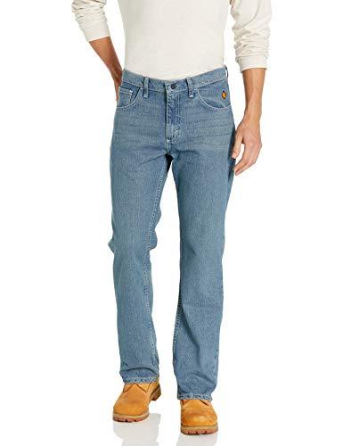 Wrangler Men's 20x Flame Resistant Cool Vantage Boot Cut Jean, Vintage, 31x30