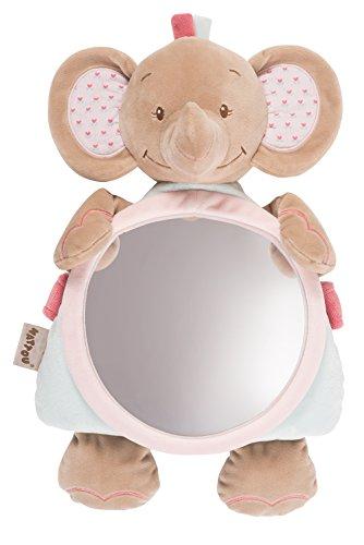 Nattou - Specchietto retrovisore per sedile posteriore della bambina