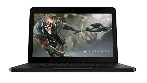 The Razer Blade (GeForce GTX 1060) 14in HD Gaming Laptop (6th Gen Intel Core i7, 16GB RAM, 512GB SSD) - VR Ready (Renewed)
