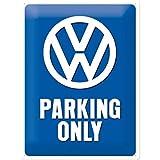 Nostalgic-Art Retro Blechschild Volkswagen – VW Parking