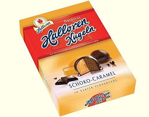 Halloren Kugeln Schoko Caramel 125g - tolle DDR Kultprodukte - DDR Produkte