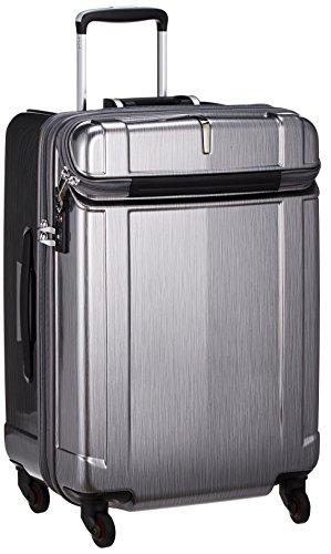 [ヒデオワカマツ] スーツケース シェルパー M 59L 4.3kg トップオープン 預入無料 59L 61.5cm 4.3kg 85-7...