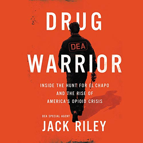 Drug Warrior  By  cover art