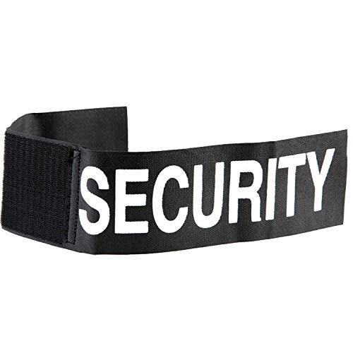 101 INC. Security Armbinde mit Klettverschluss Abzeichen Arm-Tape