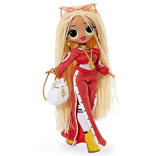 Giochi Preziosi - LOL Top Secret Fashion Doll MC Swag Bambola, LLU95100