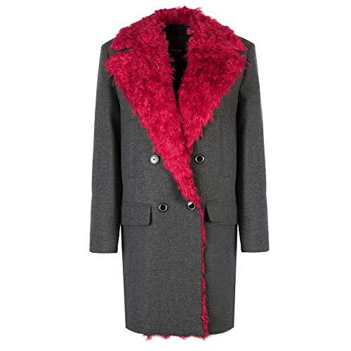 PINKO MARTINO1 Mantel Damen grau 42