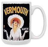 Vermouth Martini Ceramic Coffee Mug,