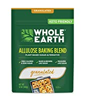 Whole Earth Sweetener Co Whole Earth Allulose Baking Blend Granulated 12oz(340g) 海外直送品