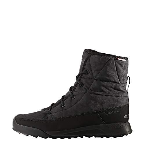 adidas adidas Damen Terrex Choleah Padded Climaproof Walking Shoe, Core Black/Core Black/Grey, 38 EU
