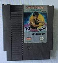 Jackie Chan's action Kung Fu - 72 pins 8bit game cartridge