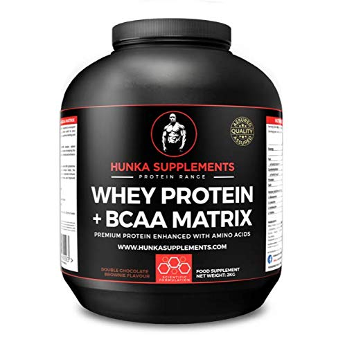 Whey Protein Bcaa Matrix (Strawberry and Cream)