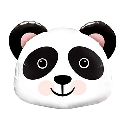 Qualatex Supershape 31 Inch kostbare Panda folie ballon