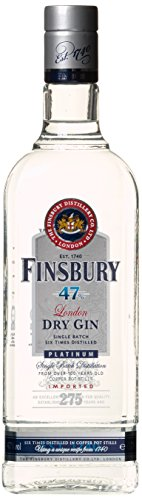 Finsbury Platinum London Dry Gin 47 (1 x 0.7 l)