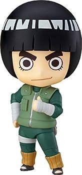Good Smile Naruto Shippuden  Rock Lee Nendoroid Action Figure Multicolor