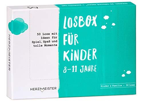 NEU: Losbox für Kinder 8 – 11 Jahre I...