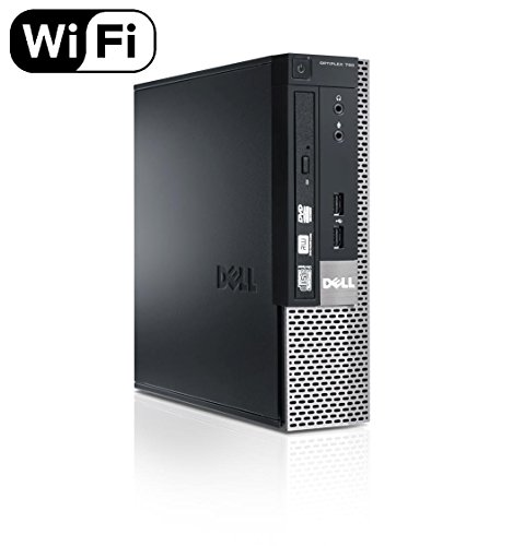 Dell Optiplex High Performance Business Desktop Computer, Intel Core i5-2400 Processor up to 3.4GHz, 8GB RAM, 1TB HDD, DVD, Windows 10 Pro 64 bit (Renewed)