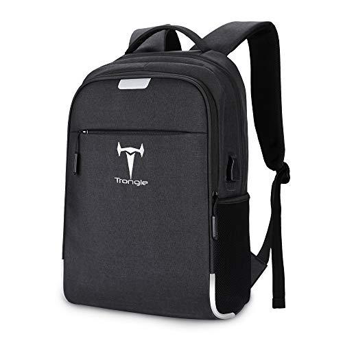 Mochila para ordenador portátil grande para mujer 15.6 pulgadas impermeable mochila para...