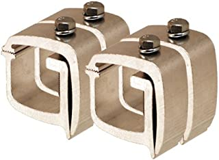 API KH1 Mounting Clamps for Truck Caps / Camper Shells (4 pack)