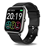 Smart Watch, Fitness Tracker with 1.4inch Full Touch Screen, Smartwatch for Men Women Sleep Monitor...