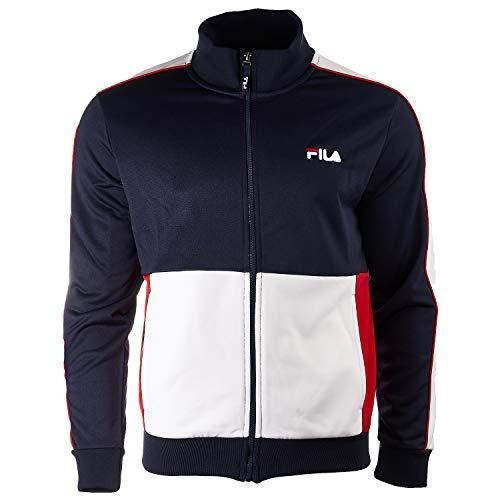 Fila Michele Jacket Peacoat/White/Chinese Red LG