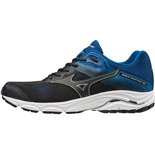 Mizuno Wave Inspire 15 Running Shoes - 14 Black