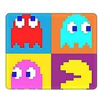 パッ#クマン ゲーミングマウスパッド マウスパッド ゲーミング 大型 キーボードパッド 防水 ズレない