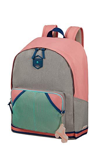 Samsonite Sam School Spirit - Rucksack L, 41 cm, 22 L, mehrfarbig (Bubble Gum Pink)