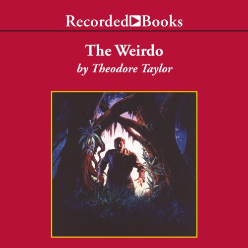 The Weirdo audiobook cover art