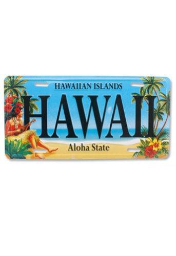 Welcome To The Island Hawaii Acrylic Foil Keychain Tribal Honu Turtle