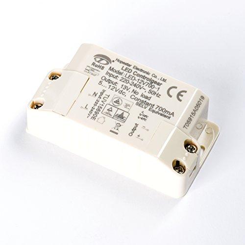 LED Mini Driver Hopestar LED-12V700-1 8W 700mA 5-12V Power Supply Treiber
