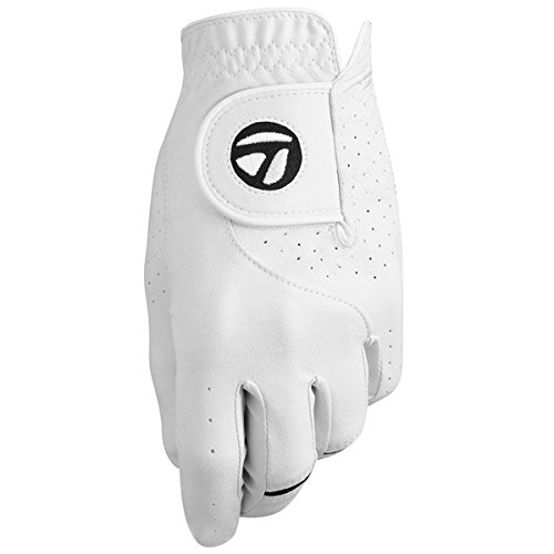 TaylorMade 2018 Herren HyperTec Stratus Tech Golfhandschuhe 1er Pack Linke Hand Medium-Large