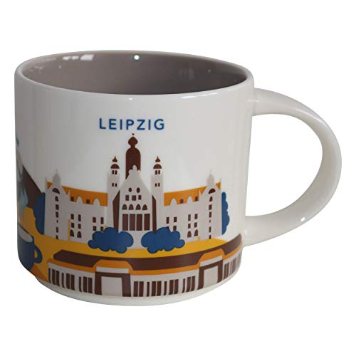 Starbucks City Mug You Are Here Collection Leipzig Kaffeetasse Coffee Cup