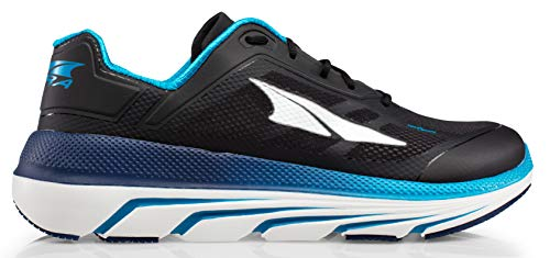 ALTRA Men's AFM1838F Duo Road Running Shoe, Black/Blue/White - 10 M US