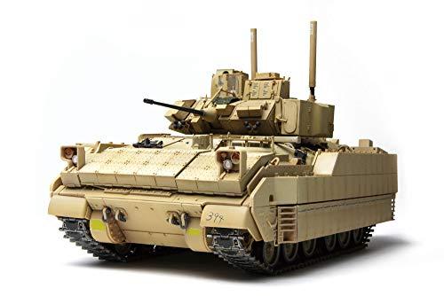 Meng M2A3 Bradley BUSK III IFV Buidling Kit