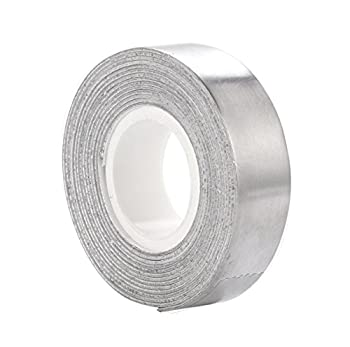 SummerHouse 2 Grams Per Inch High Density Golf Lead Tape 1/2   x 60   Available 0.025 Inch Thickness for Tennis and Fishing
